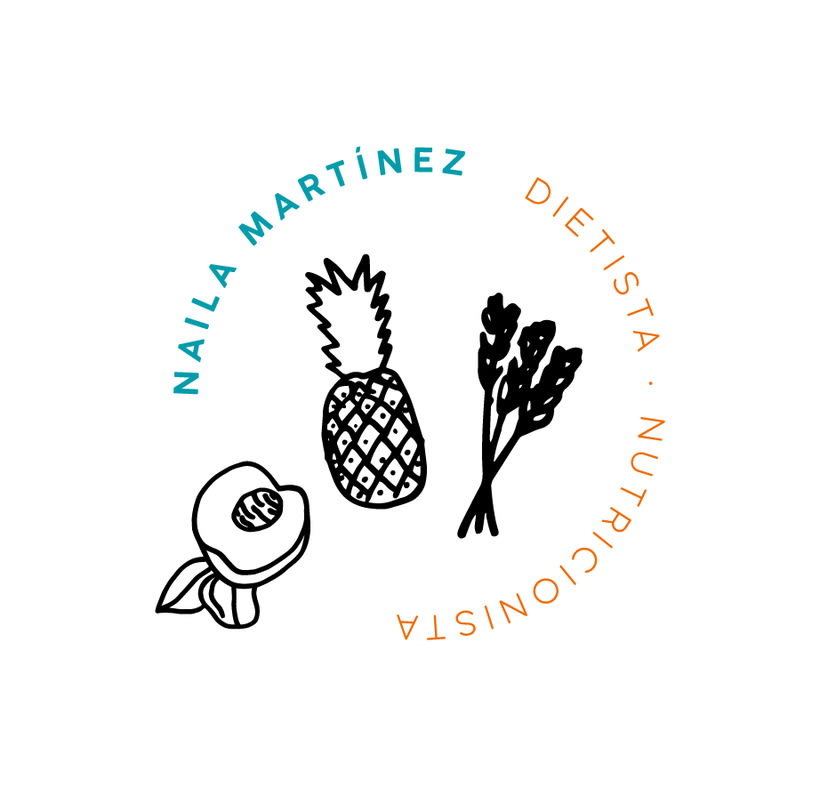 Nutricionista - Naila Martínez 10