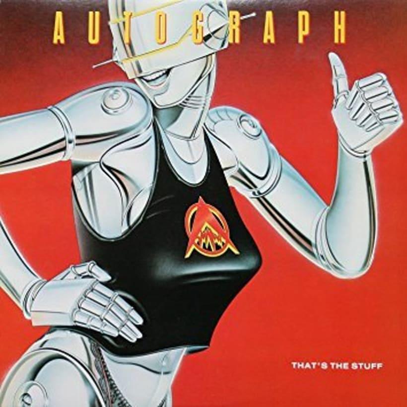 ilustraciones Portadas discos musicales 80s 1