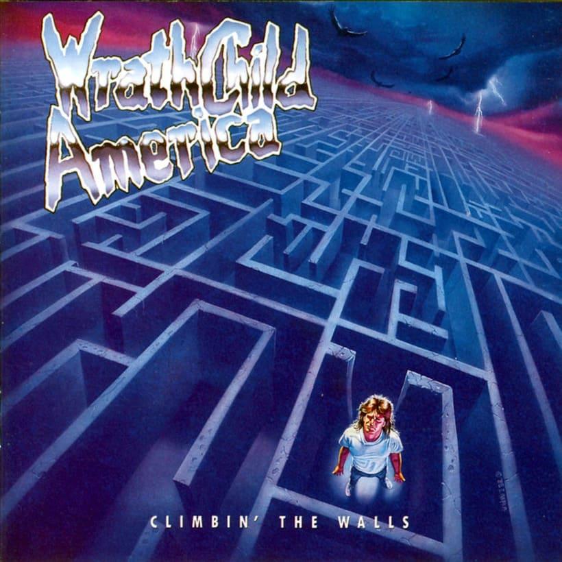 ilustraciones Portadas discos musicales 80s 6