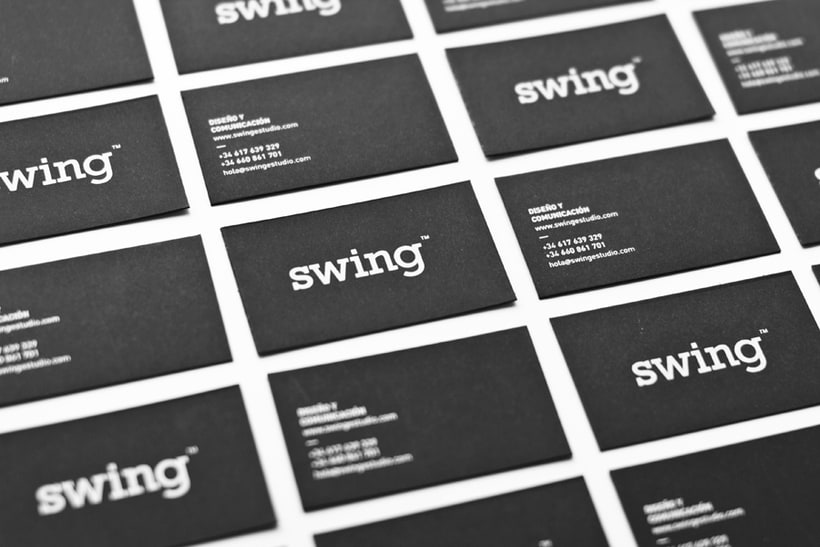 SWING business card 1