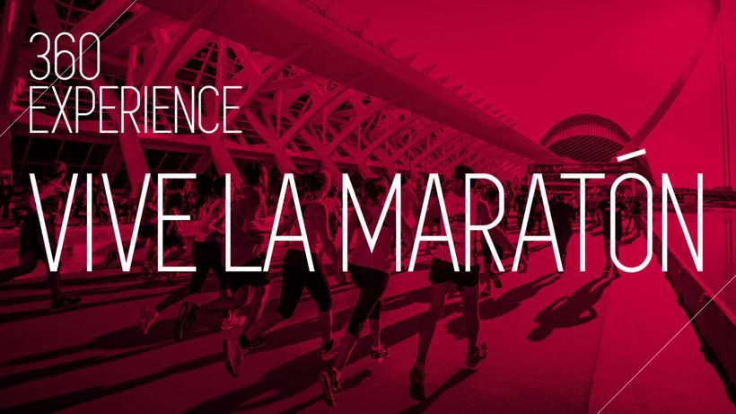 360 Experience. Maratón Valencia 0