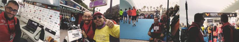 360 Experience. Maratón Valencia 9