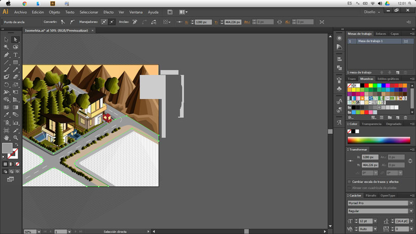 Problema Ilustrator CS6 1