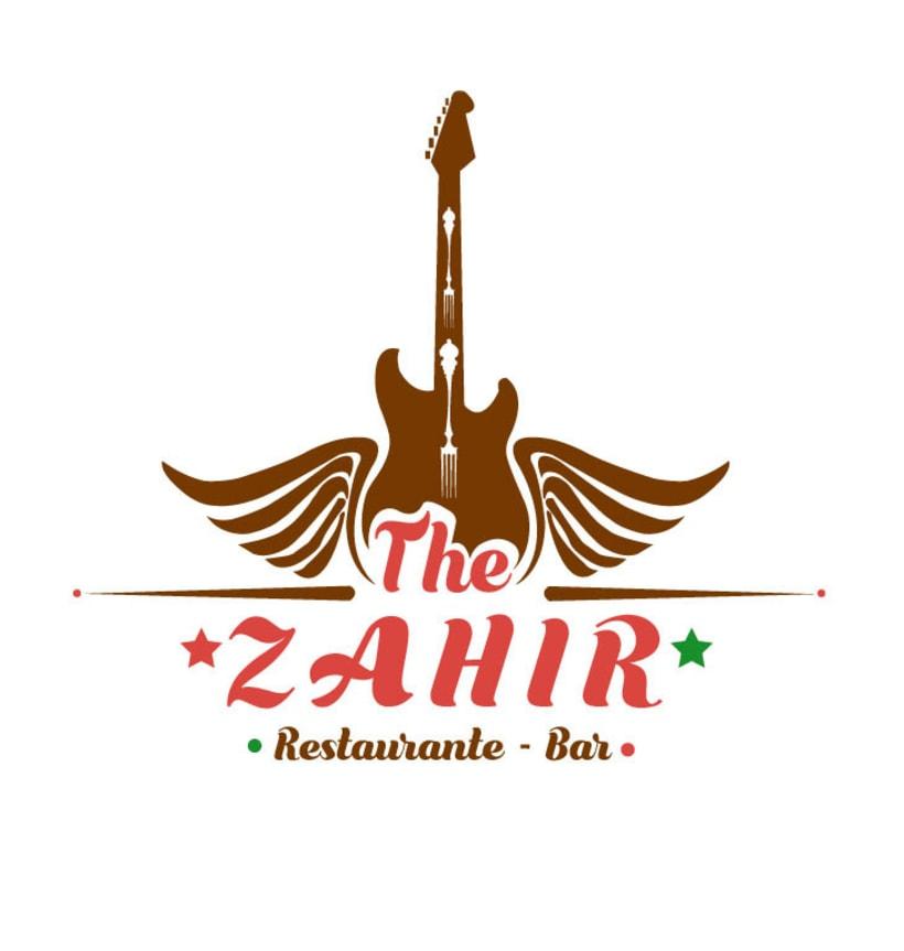 THE ZAHIR -1