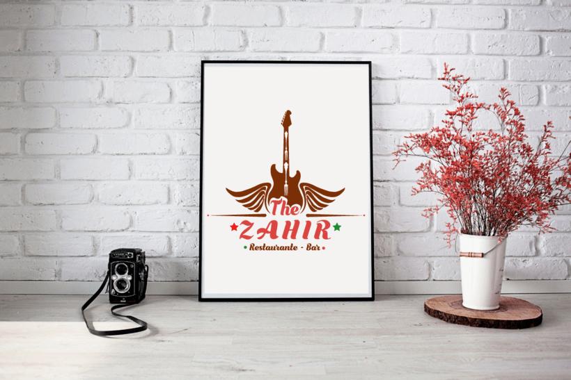 THE ZAHIR 5
