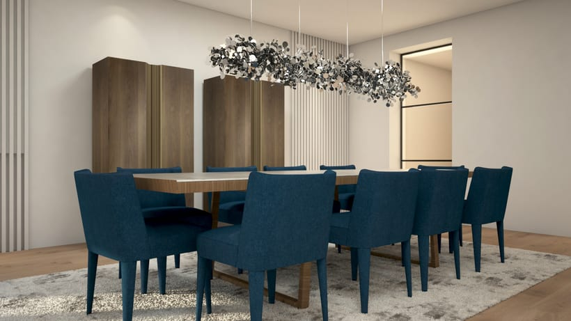 Diseño de vivienda Bº de Salamanca 5