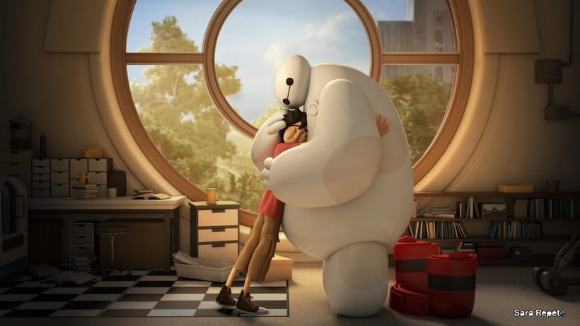 Fotograma Big Hero 6 -1