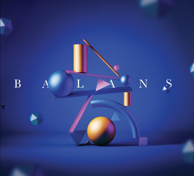My Project: Personaje ( Gelato ) y Totem ( Balans) 1