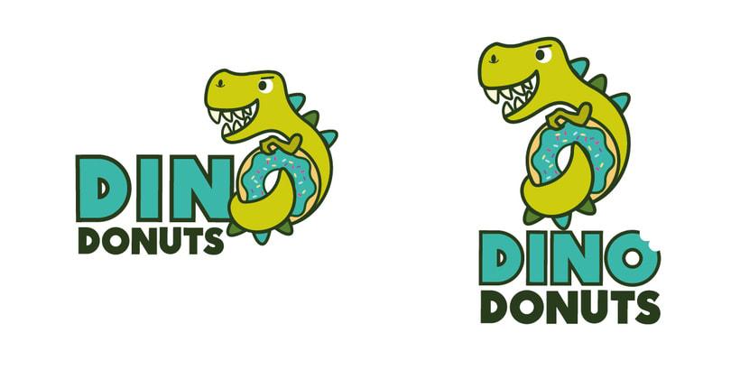 Dino Donuts 3