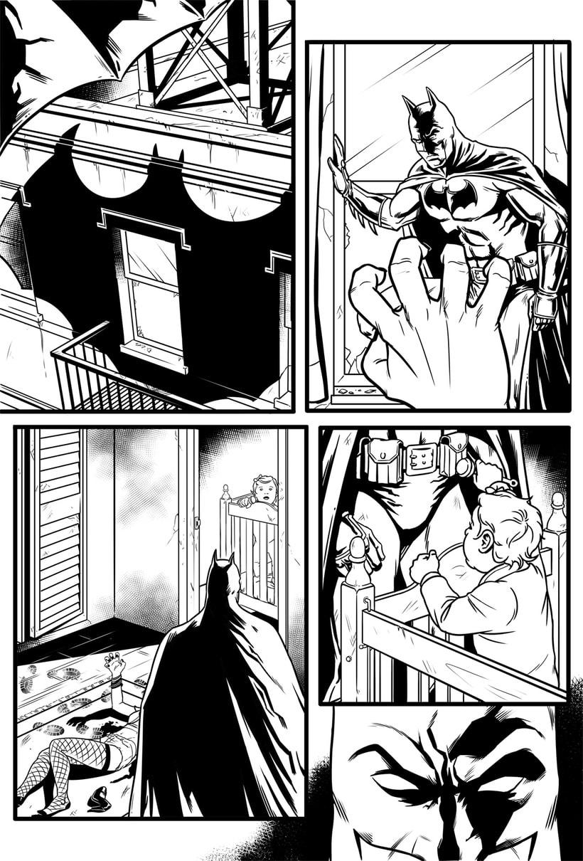 Batman Confidential: Rules of Engagement 2