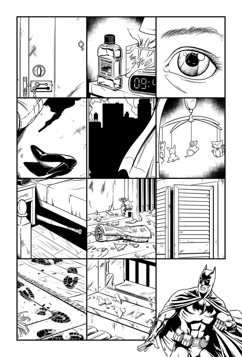 Batman Confidential: Rules of Engagement 3