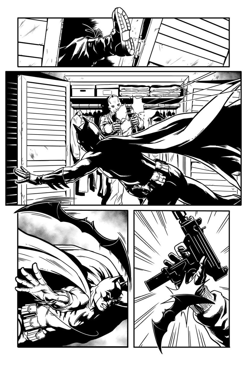 Batman Confidential: Rules of Engagement 4