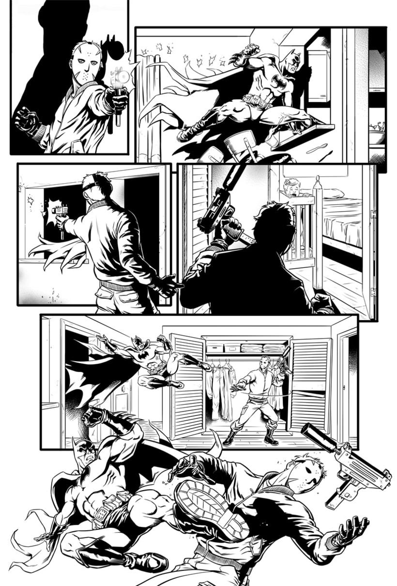 Batman Confidential: Rules of Engagement 5