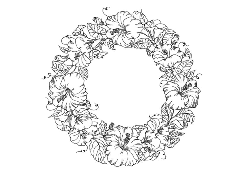 Ilustración Floral 0
