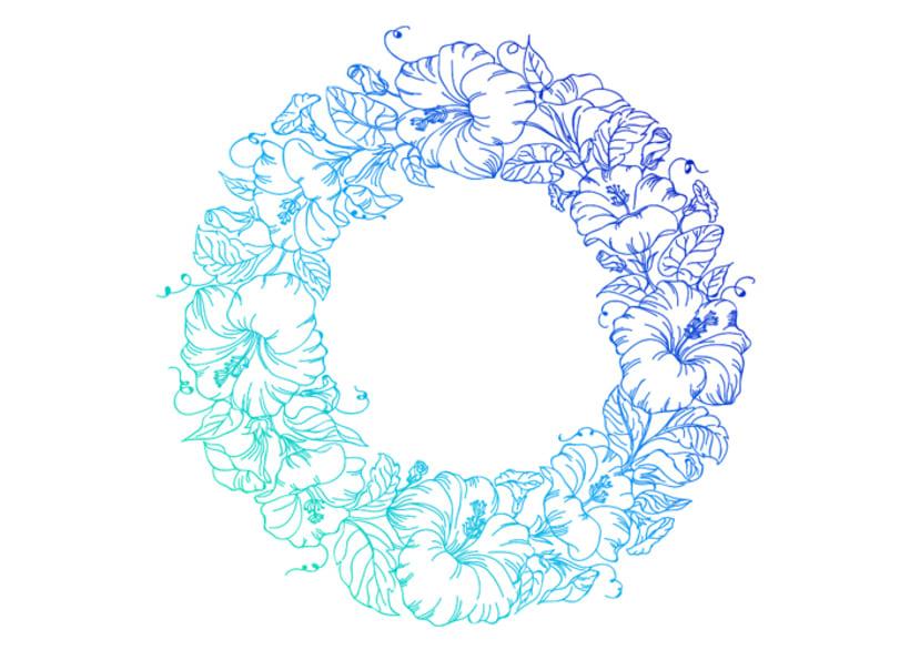 Ilustración Floral 1
