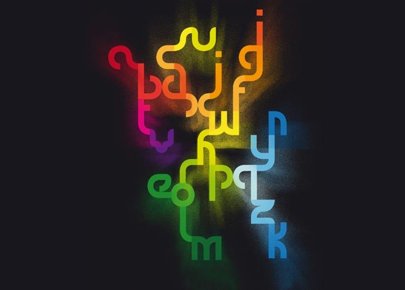Tipografía Modular 4