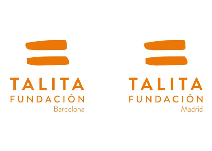 Fundación Talita Branding 4