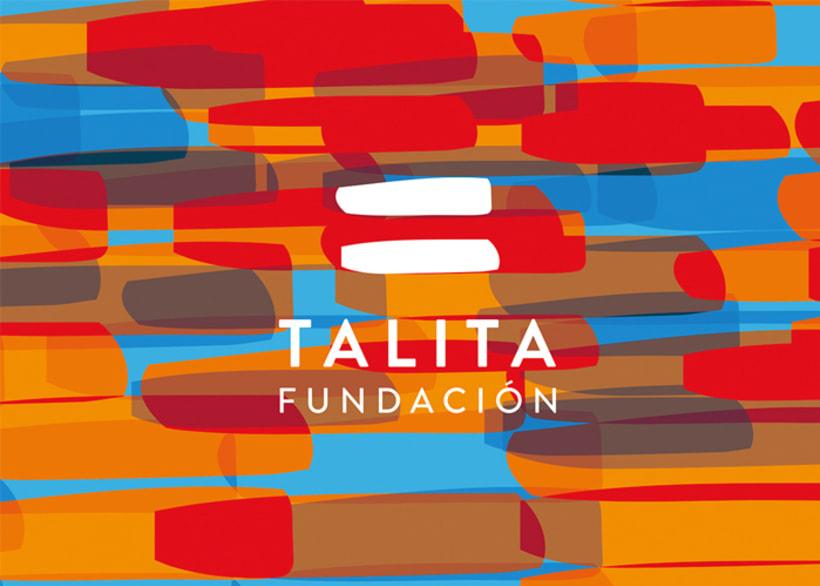 Fundación Talita Branding 11