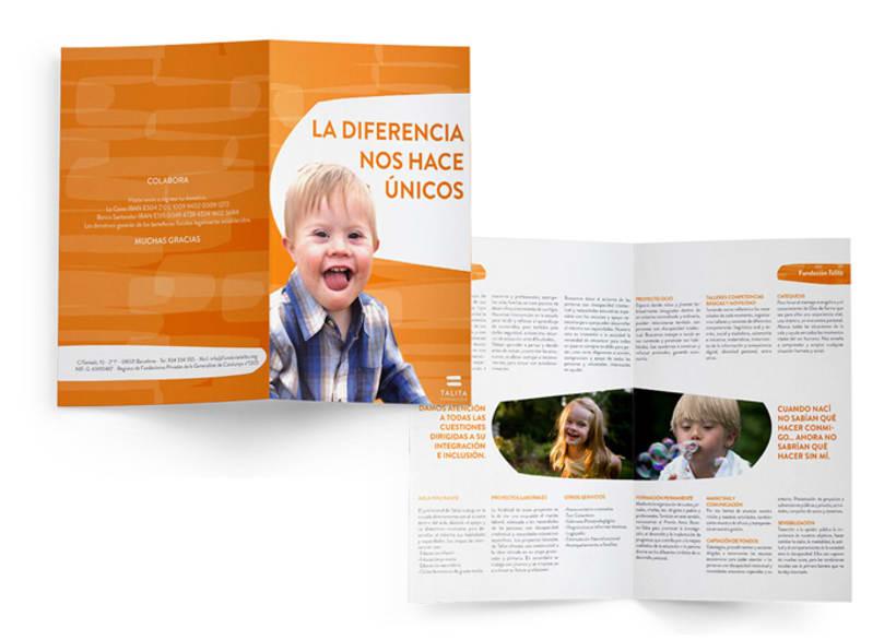 Fundación Talita Branding 18