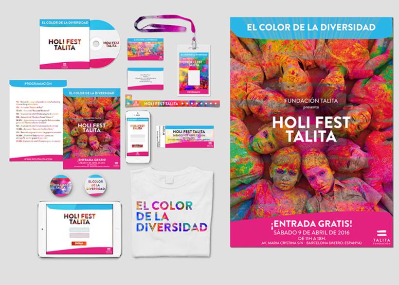 Fundación Talita Branding 24