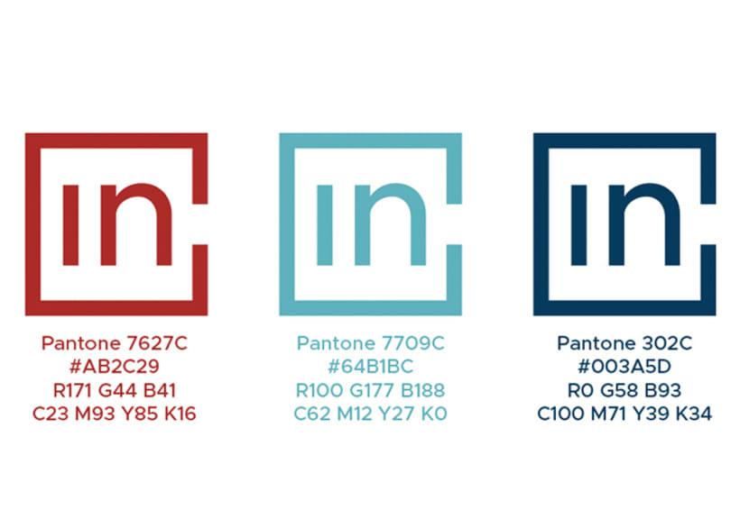 Insait - Marca personal. Logo + identidad 4