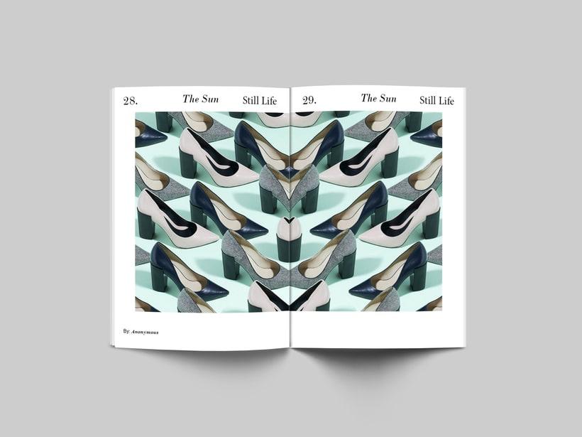 The Sun:  Introducción al Diseño Editorial 6