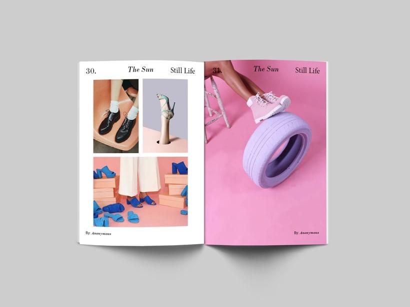 The Sun:  Introducción al Diseño Editorial 7