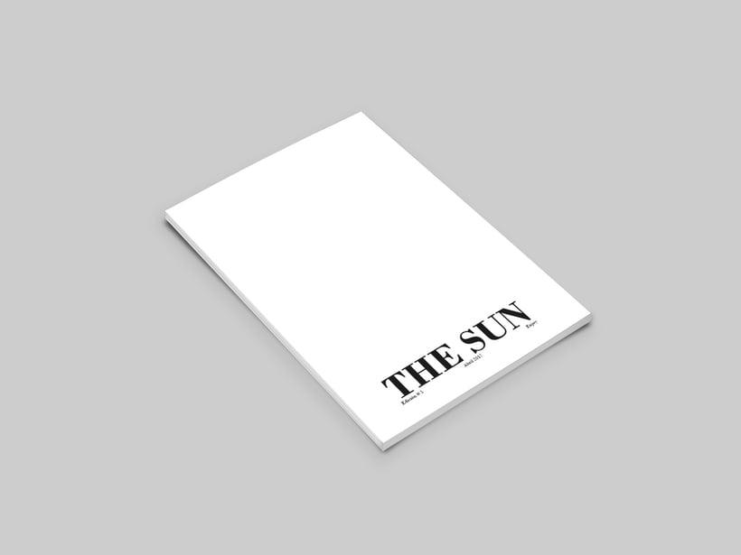 The Sun:  Introducción al Diseño Editorial 8
