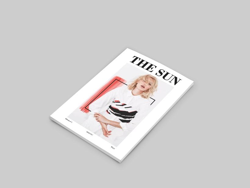 The Sun:  Introducción al Diseño Editorial 9