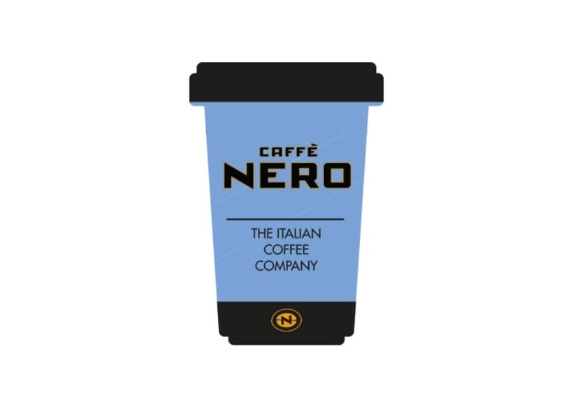 Infografía Caffè Nero 7