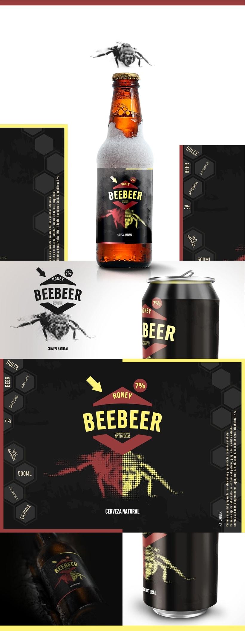 BEEBEER Cerveza Artesanal 0
