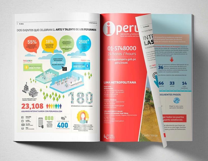 Prom Perú Infographics 3