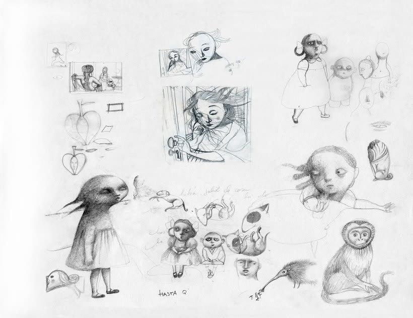 Ana Juan. Dibujando al otro lado. Entrevista 9