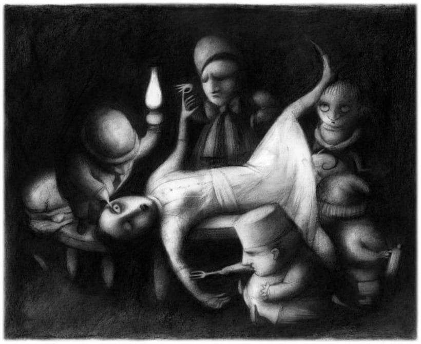 Ana Juan. Dibujando al otro lado. Entrevista 15