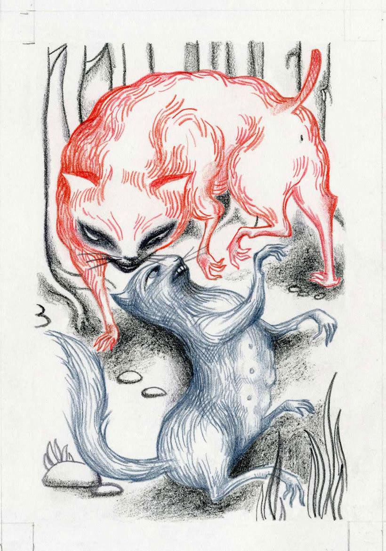 Ana Juan. Dibujando al otro lado. Entrevista 17