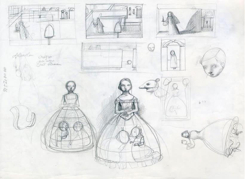 Ana Juan. Dibujando al otro lado. Entrevista 21