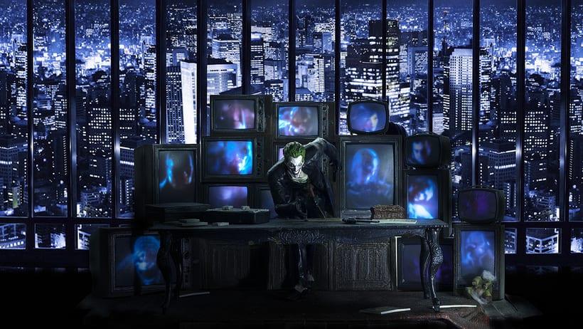 Joker -Arkham Origins -1