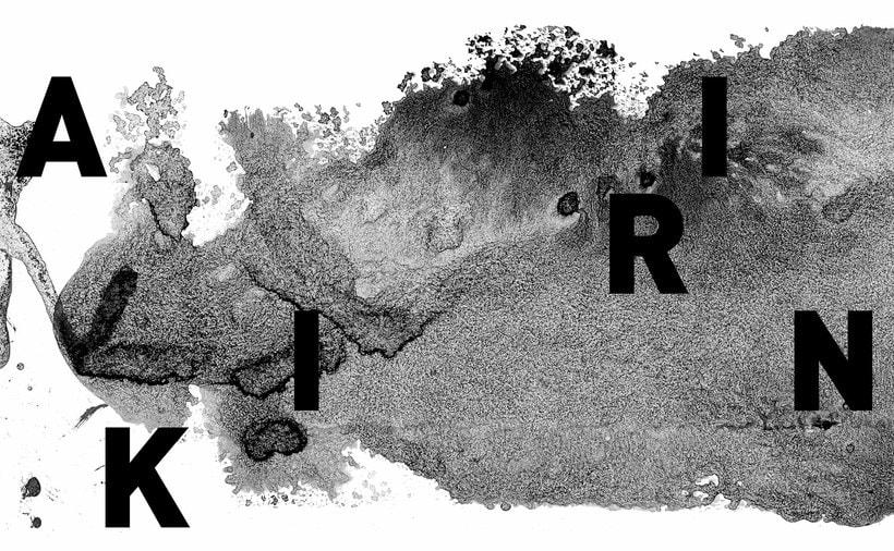 Air-ink: una tinta hecha con aire contaminado 1