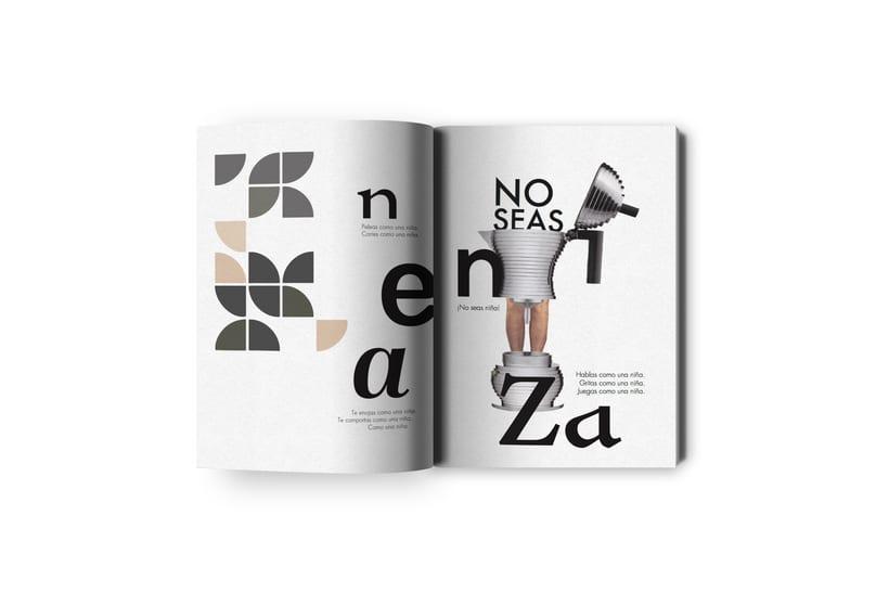 Proyecto editorial: Julieta micro - machismos 3