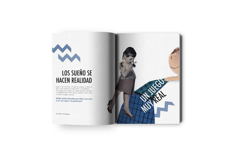 Proyecto editorial: Julieta micro - machismos 4
