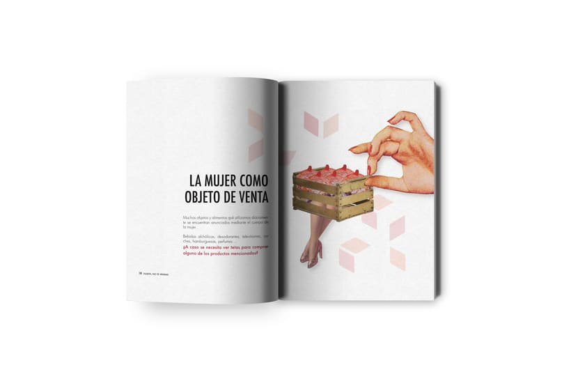 Proyecto editorial: Julieta micro - machismos 6