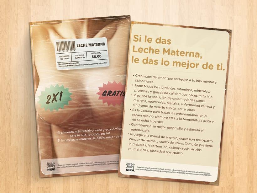 Nestlé CAM - Lactancia Materna 0