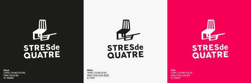 Stres de quatre 2