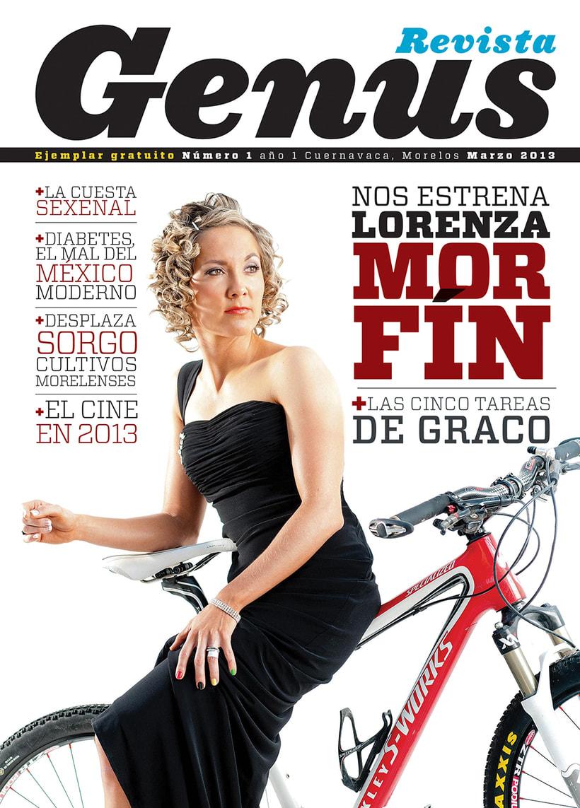 Revista Genus 0