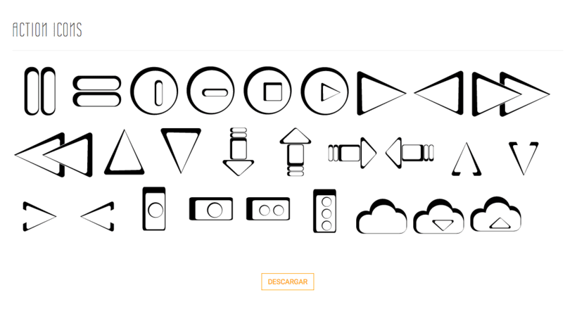 Free Icons for Download - Jorge Guz 2