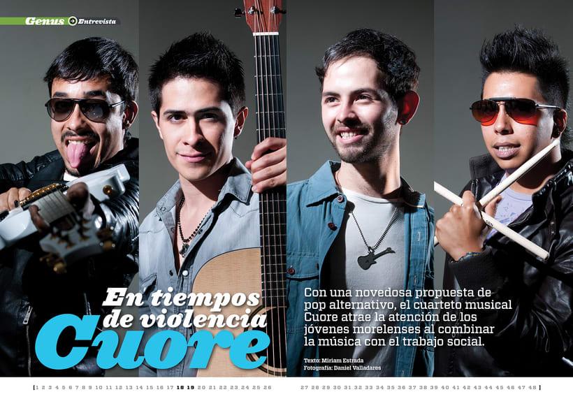 Revista Genus 5