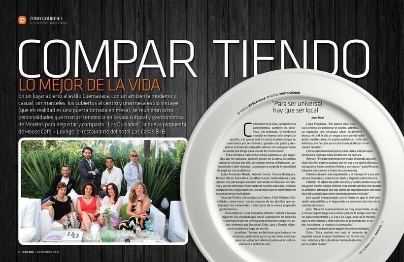 Revista Nómada 6