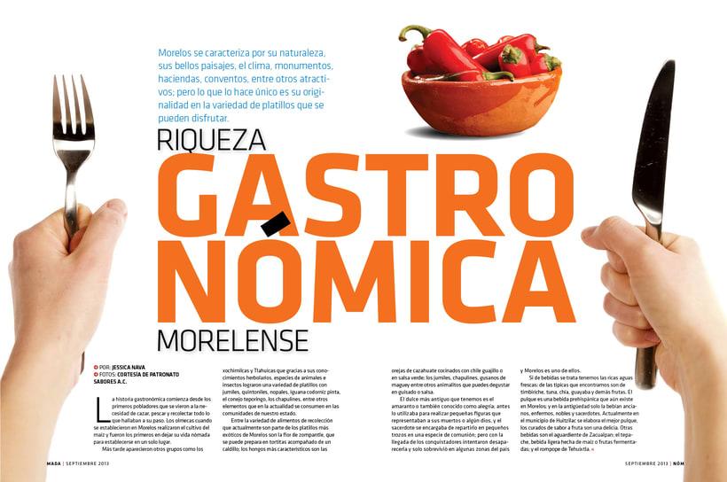 Revista Nómada 14