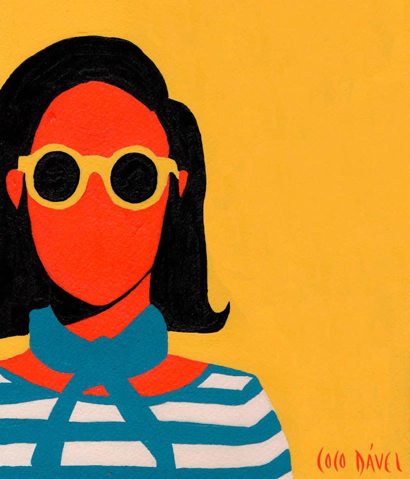 Los retratos sin cara de Coco Dávez 10