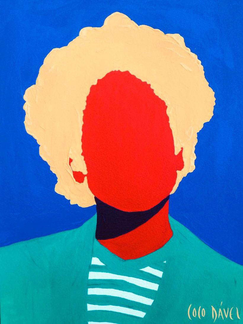 Los retratos sin cara de Coco Dávez 11